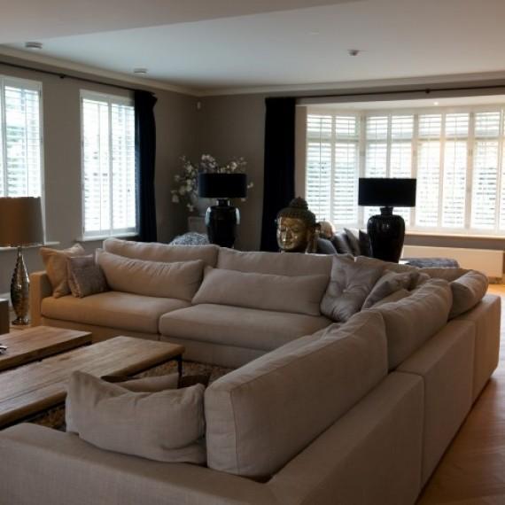 Raamdecoratie, vloerbedekking en zonwering   DeCompany